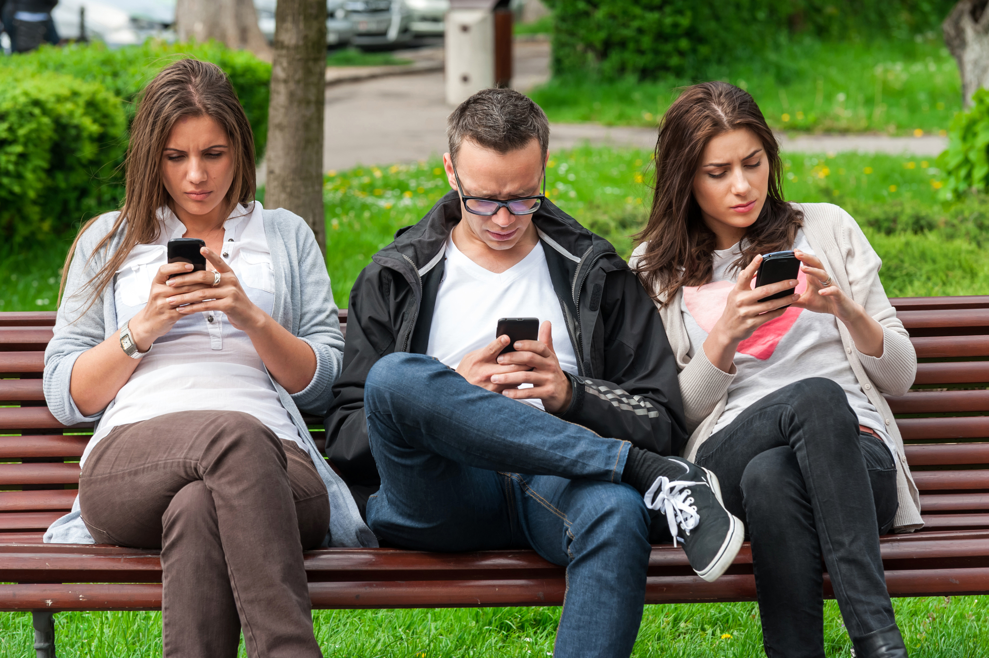 You've mastered the art of texting, emailing, and web surfing on your smartphone and computer. But along with that digital prowess, you've picked up an unexpected side effect.