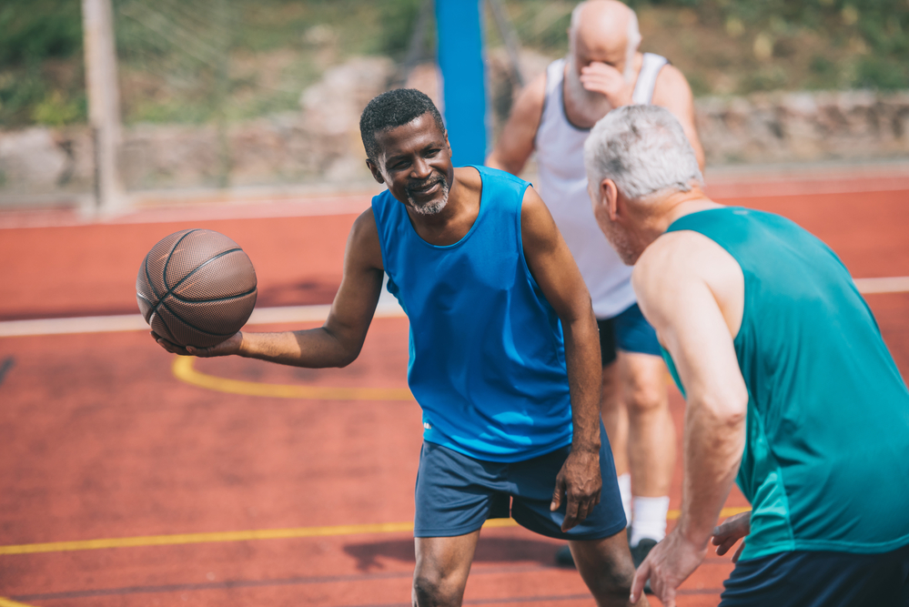 To stay healthy and fit, older people have traditionally been advised to take up gentle activities, such as walking and tai chi. But it's time we added competitive sports to the mix. Competitive sport is usually seen as a young person's game. If you encourage children to take up sport when they are young, you establish lifelong participation – or so the theory goes. In reality, even for those who enjoy playing sport, participation can vary depending on their stage of life and may be influenced by things like opportunities or priorities. People who don't enjoy sport tend to drop out as soon as they can. Also, public health guidelines often suggest sport is for young people, but not for older people. But the development of modified sport for older people, which often lowers the impact of some traditional sports, may start to change this mindset. Different types of modified sport for older adults exist, but by far the most popular are sports that replace running with walking. Walking football was perhaps the first – developed in the UK in 2011. Since then, hundreds of clubs have been established in the UK alone. England even played Italy in an international walking football tournament in May 2018. Other sports have followed suit. There are now walking versions of rugby, netball and basketball. Although most of these walking sports were first developed in the UK, their popularity is spreading globally, with countries such as Australia now introducing similar programmes. My colleagues and I recently undertook an evaluation of a walking basketball programme in Melbourne, Australia to understand why some people took up modified sports at an older age. We asked the participants, aged 53-83, why they joined the programme and what benefits they experienced. Many participants said it was an opportunity to have fun and socialise. They enjoyed the competitive element and saw the sport as a chance to improve their health. They also found the sport to be mentally stimulating as th