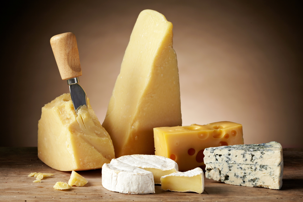 Hard, soft, blue, goat...How on earth do you find a cheese and wine match? Tina Gellie sat down with Gerard Basset MW MS OBE to find out how to get it right every time...